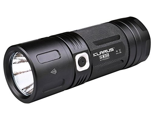 Klarus G30 LED flashlight