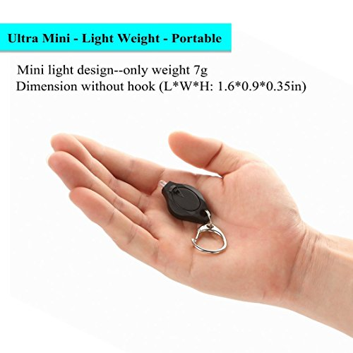 Ztuo Yong Mini LED Keychain light