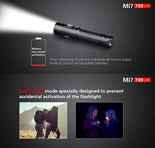 Mi7 flashlight