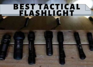 Top 10 flashlight comparison chart