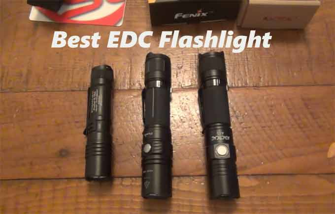 Best EDC flashlight
