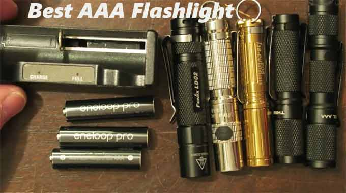 Best AAA Flashlight