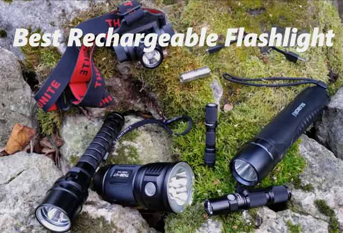 What is the best rechargeable flashlight to buy
